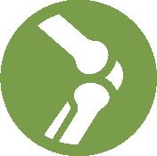 Joint rejuvenation icon